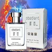 pheromone弗洛蒙香水正品系列OBEDIENT听话费洛蒙香水50ml